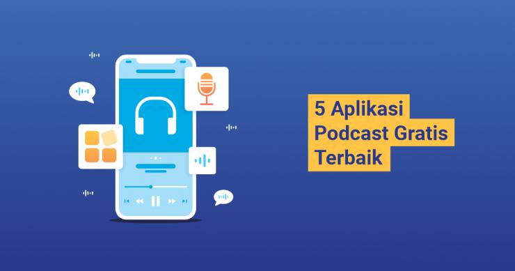banner blog - 5 Aplikasi Podcast Gratis Terbaik