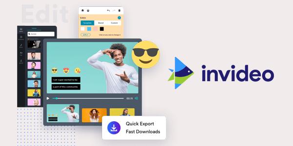 Invideo - 10 Website Online Video Editor