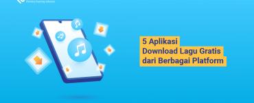 banner blog - 5 Aplikasi Download Lagu Gratis dari Berbagai Platform