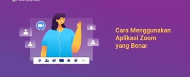banner blog - Cara Menggunakan Aplikasi Zoom yang Benar-min