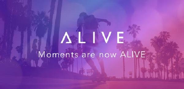 Alive - Movie Maker for YouTube & Instagram