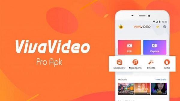 Viva Video - 10 Aplikasi Edit Video Terbaik Android