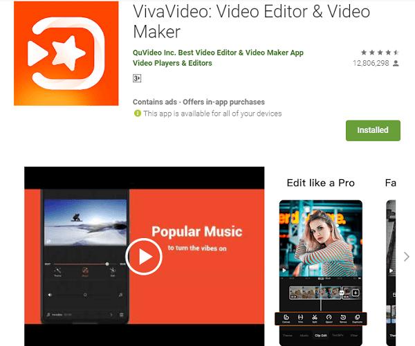 Aplikasi Edit Foto Jadi Video Gratis - Rumahweb Blog