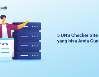 banner blog - 5 DNS Checker Site yang bisa Anda Gunakan