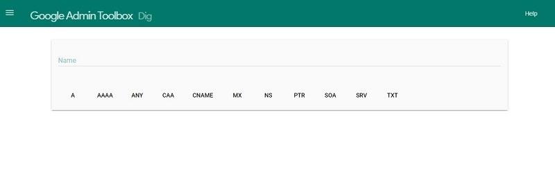 Google Admin Toolbox