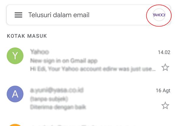 Cara Menghapus Email di Gmail image 1