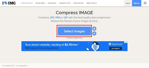 Cara Kompres Foto Secara Online - ILoveIMG - image 2