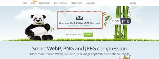 Cara Kompres Foto Secara Online - Tiny PNG - image 1